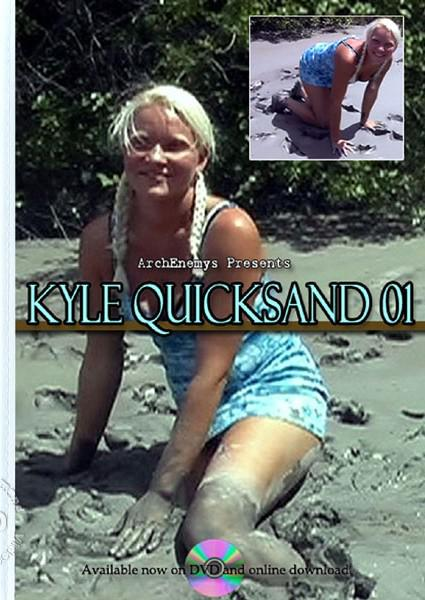 Kyle Quicksand 01 Box Cover