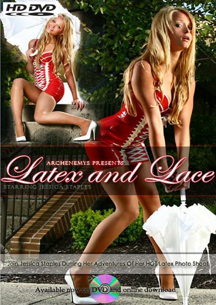 Latex And Lace Box Cover
