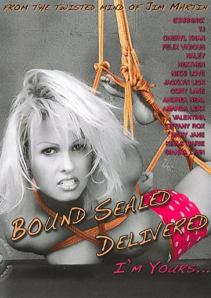 Bound Sealed Delivered Box Cover