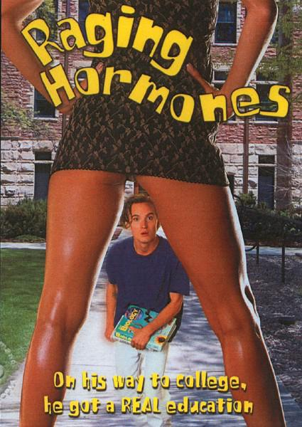 Raging Hormones Box Cover