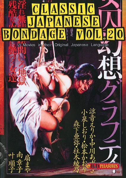 Classic Japanese Bondage Vol. 20 Box Cover