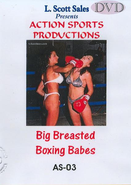 AS-03: Big Breasted Boxing Babes Box Cover