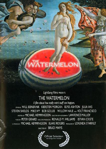 The Watermelon Box Cover