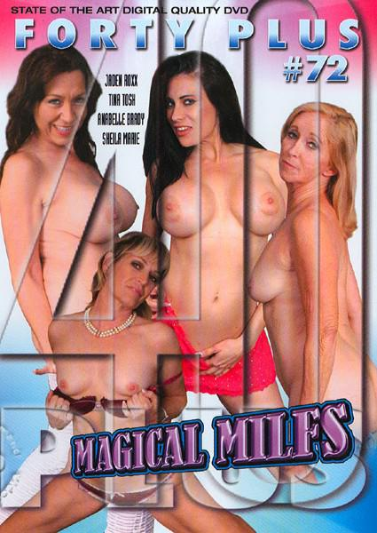 Forty Plus #72 - Magical MILFS Box Cover