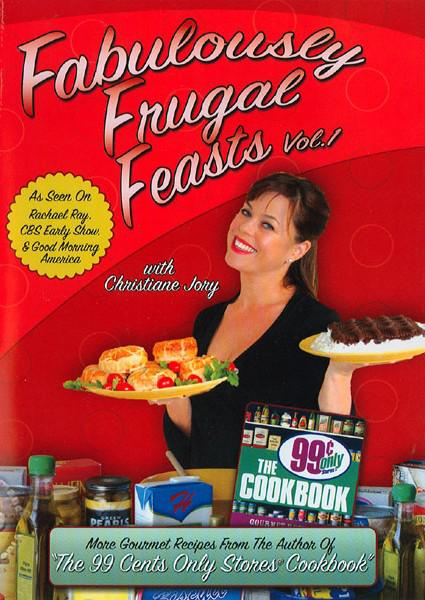 Fabulously Frugal Feasts Vol. 1 Box Cover