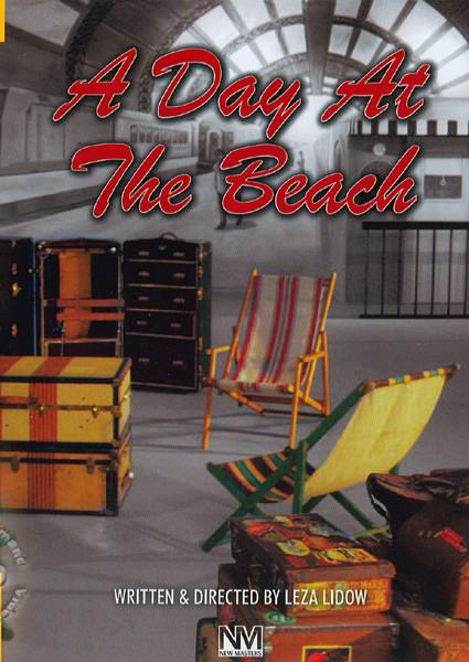 A Day At The Beach Box Cover