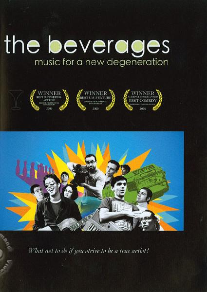 The Beverages Box Cover