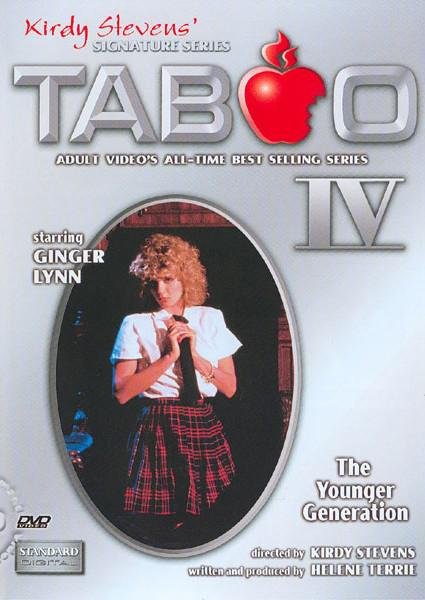Taboo IV - The Younger Generation Box Cover