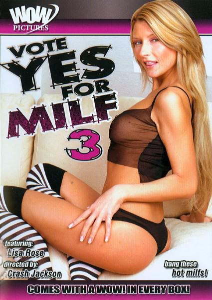 Vote Yes For MILF 3 Box Cover
