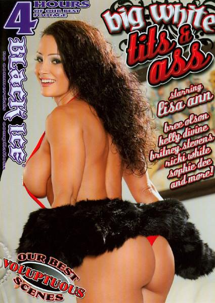 Big White Tits & Ass Box Cover