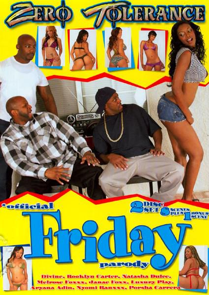 Official Friday Parody (Disc 1) Box Cover