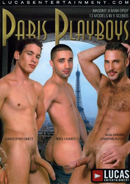 Paris Playboys Box Cover