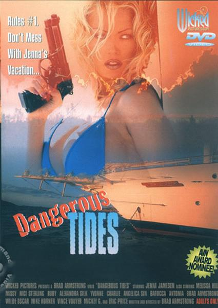 Dangerous Tides Box Cover