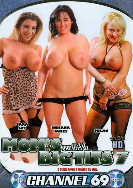 Moms With Big Tits 7 Box Cover