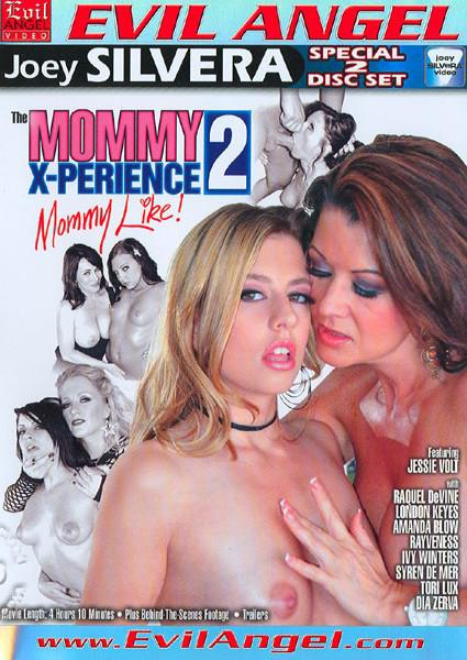 The Mommy X-Perience 2 (Disc 1) Box Cover