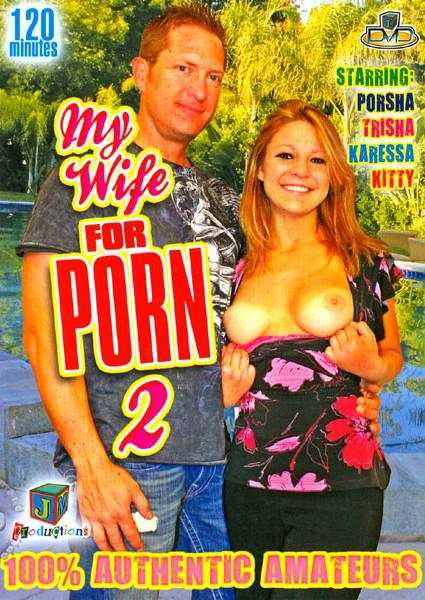 My Wife For Porn 2 Box Cover