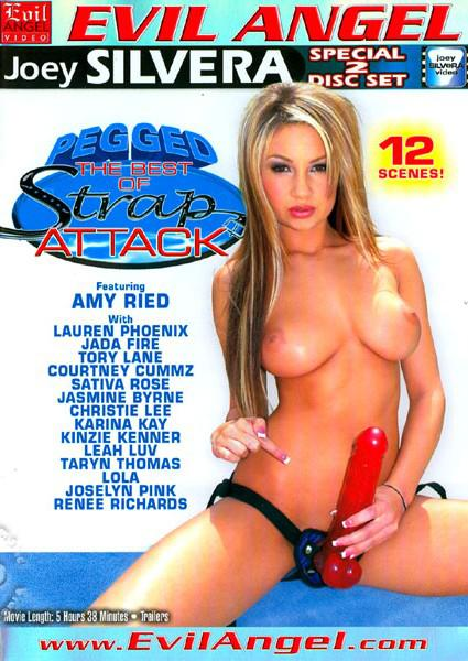 Pegged The Best Of Strap Attack (Disc 2) Box Cover