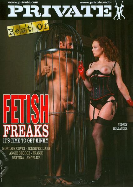 Fetish Freaks - It's Time To Get Kinky Box Cover
