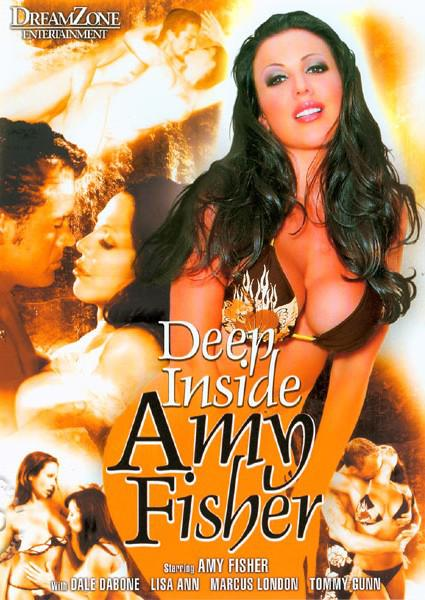 Deep Inside Amy Fisher Box Cover