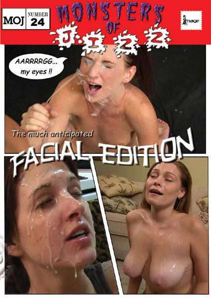 Monsters Of Jizz Number 24 - Facial Edition Box Cover