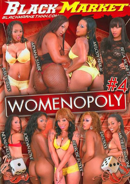 Womenopoly #4 Box Cover - Login to see Back