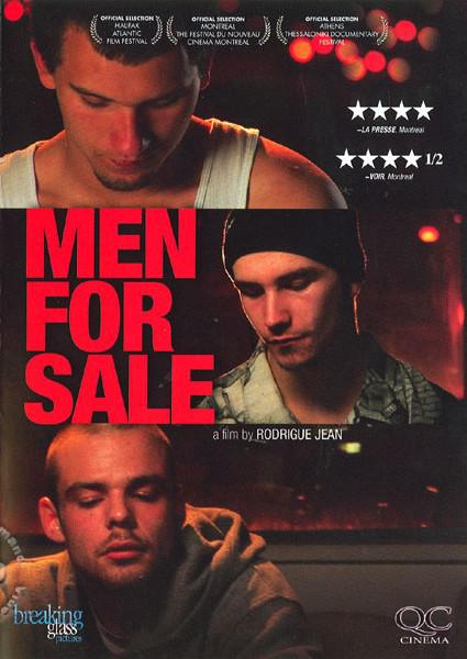 Men For Sale Box Cover