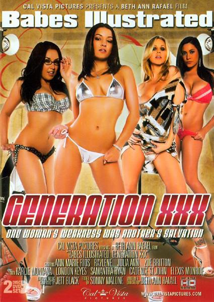 Babes Illustrated: Generation XXX Box Cover