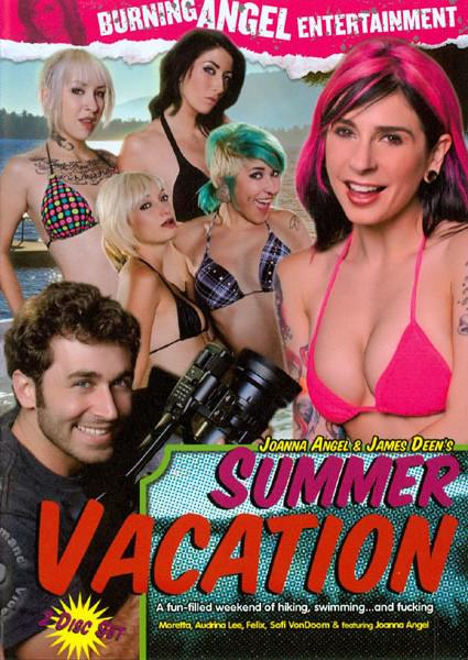 Summer Vacation (Disc 1) Box Cover