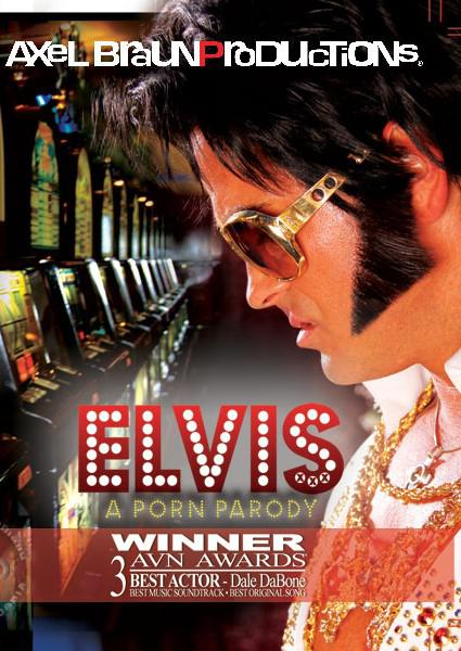 Elvis: A Porn Parody Box Cover