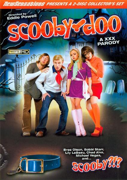 Scooby Doo - A XXX Parody (Disc 1) Box Cover