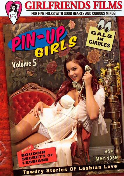 Pin-Up Girls Volume 5 Box Cover