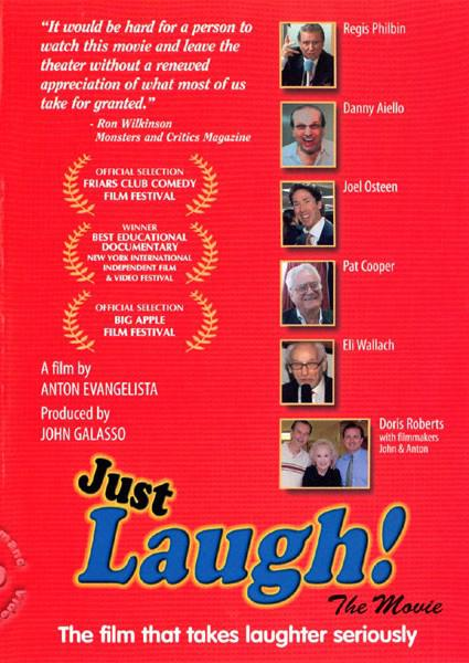 Just Laugh! Box Cover