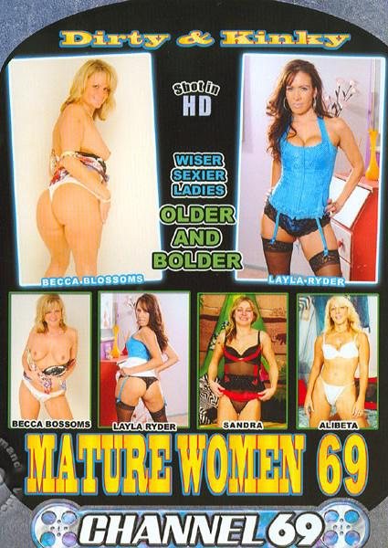 Dirty & Kinky Mature Women 69 Box Cover