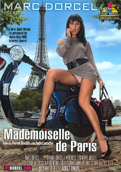 Mademoiselle de Paris (English) Box Cover