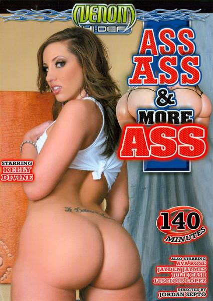 Ass, Ass & More Ass Box Cover