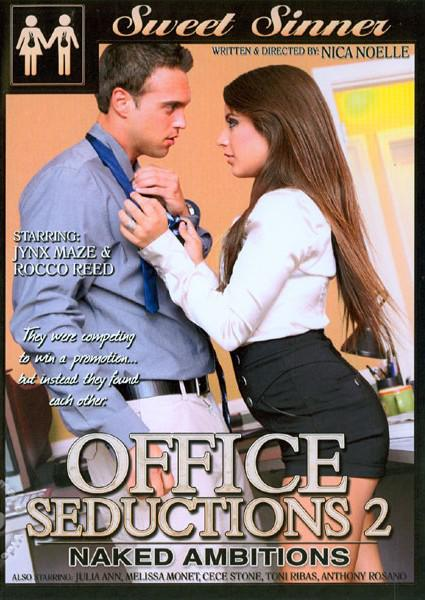 Office Seductions 2 - Naked Ambitions Box Cover