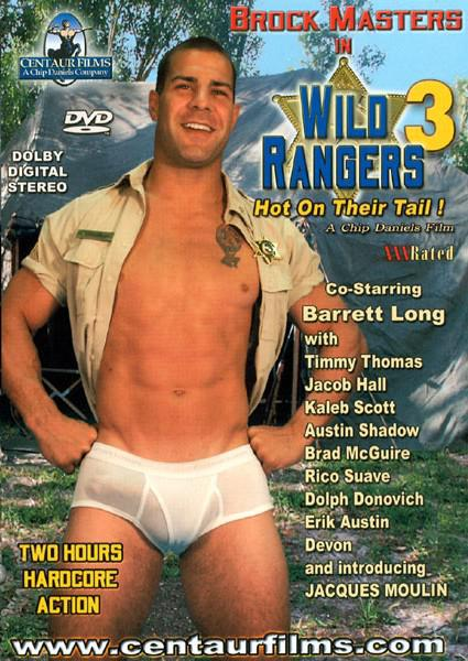 Wild Rangers 3 Box Cover - Login to see Back