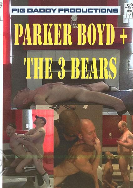 Parker Boyd & The 3 Bears Box Cover
