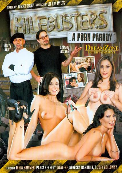 MILFbusters - A Porn Parody Box Cover