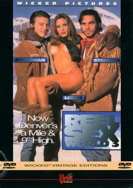 The Reel Sex World 3 Box Cover