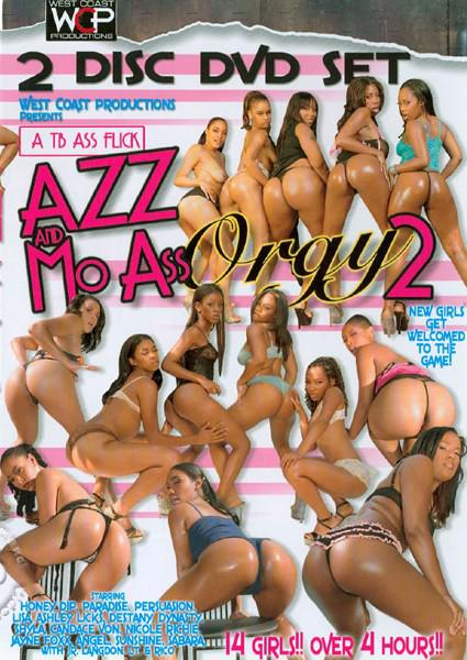Azz And Mo Ass Orgy 2 (Disc 2)