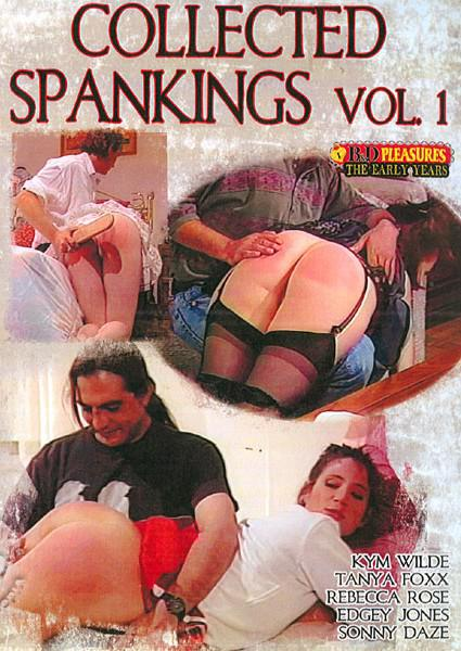 Collected Spankings Vol. 1 Box Cover