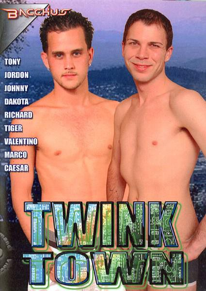 Twink Town Box Cover