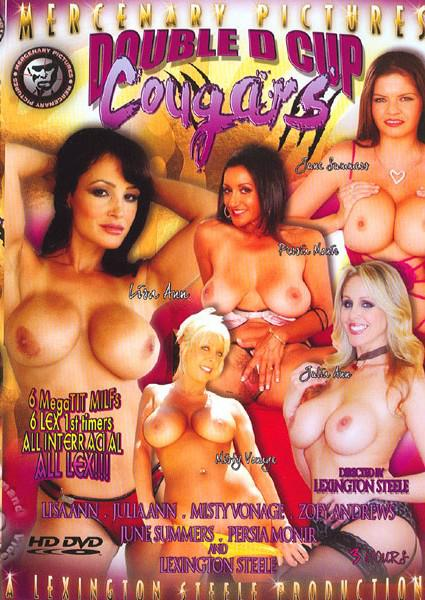 Double D Cup Cougars Box Cover