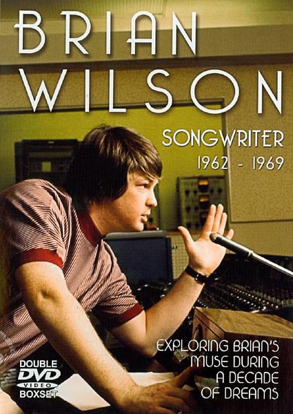 Brian Wilson Songwriter 1962-1969 (823564523392) Box Cover