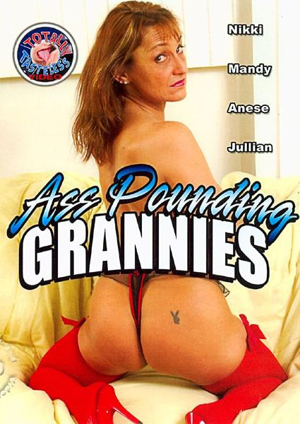 Ass Pounding Grannies Box Cover