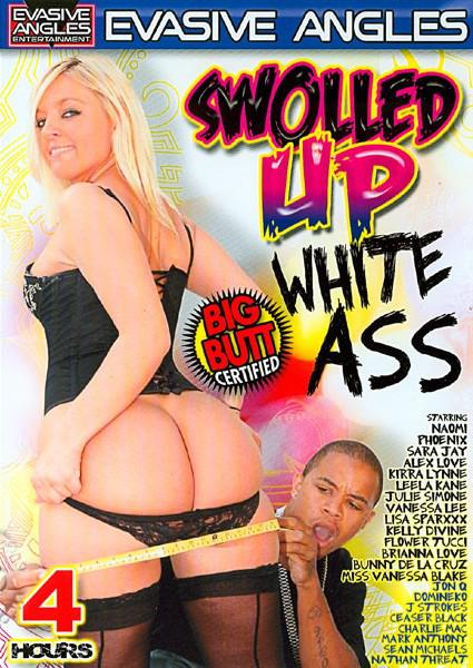 Swolled Up White Ass Box Cover