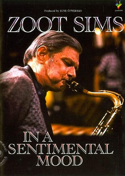 Zoot Sims: In A Sentimental Mood (760137520993) Box Cover