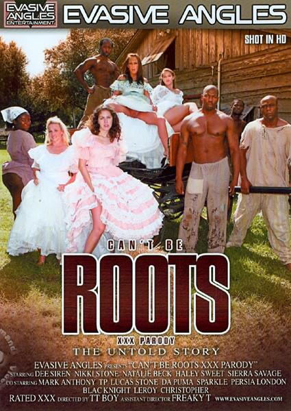 Can't Be Roots XXX Parody - The Untold Story Box Cover