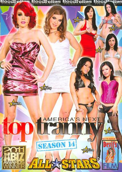 America's Next Top Tranny - Season 14 - All Stars Box Cover
